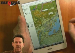 Basecamp/Mapsource op de tablet: kan dat? — MrGPS