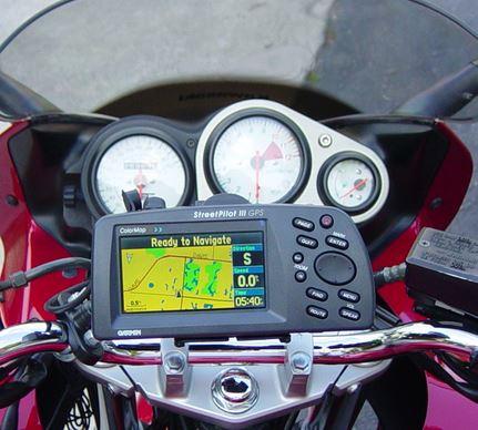 De voorloper van alle motor-GPS'en