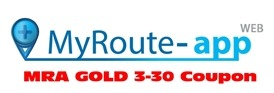 myrouteapp gold coupon